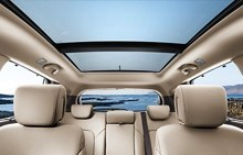 Santa Fe Panoramic Sunroof