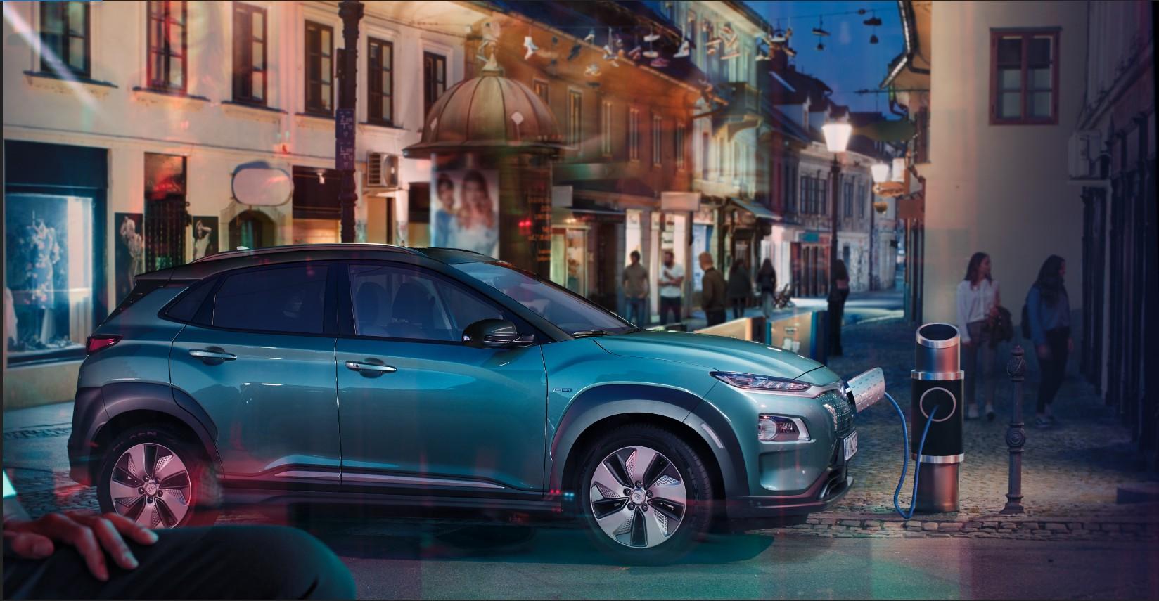 Discover the All-New Hyundai Kona Electric